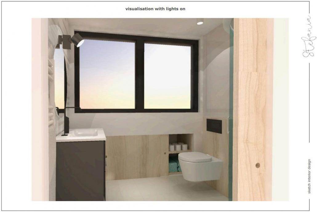 bathroom attic design service