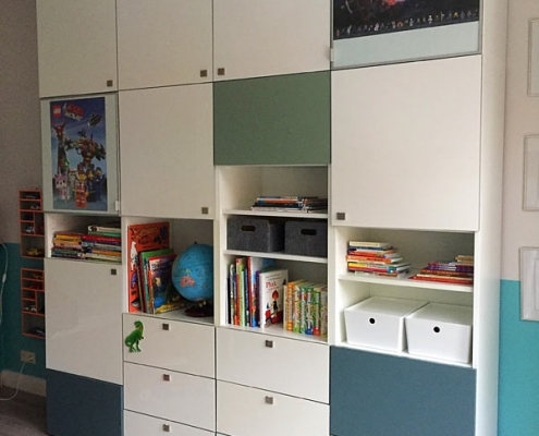 restyling boy bedroom
