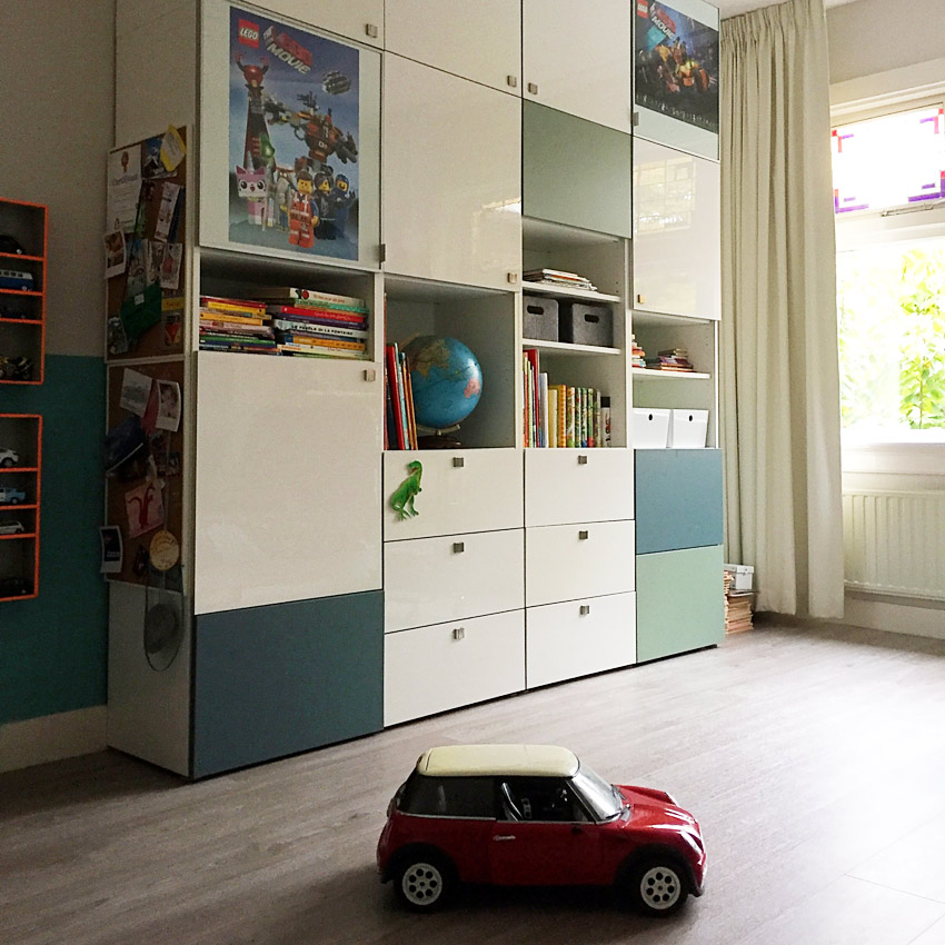 restyling kids bedroom